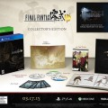 Final Fantasy Type-0 HD Collectors Edition Contents