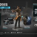 Watch Dogs Collector Edition Contents