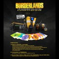 Borderlands : The Handsome Collection - Clap in a Box Collector Edition Contents
