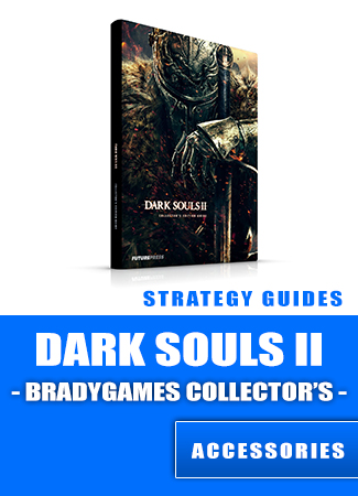 Dark Souls II Official Collector's Game Guide by Bradygames