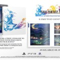 Final-fantasy X and X-2 Limited Edition Contents