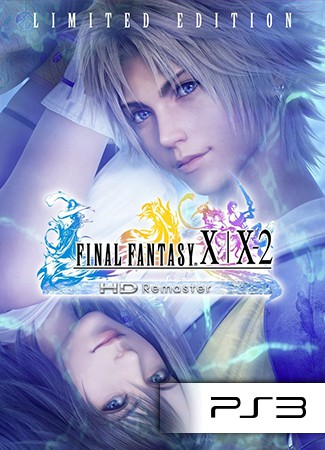 Final Fantasy X and X-2 Limited Edition