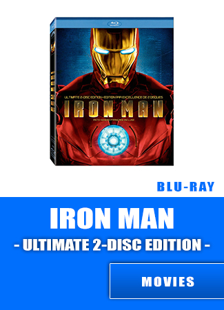 Iron Man Ultimate Two Disc Edition