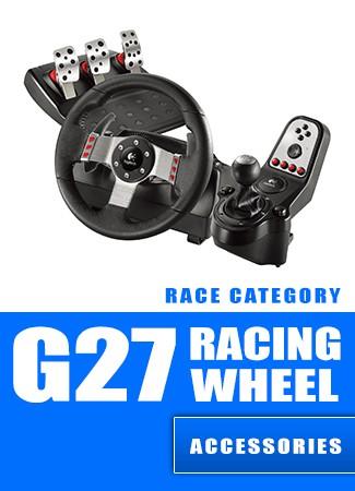 Logitech G27 Racing Wheel Set