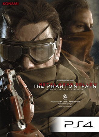 Metalgear Solid Phantom Pain Collectors Edition