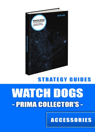 Watch Dogs Official Prima Game Guide
