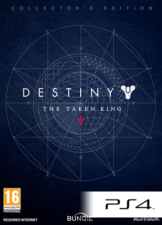 Destiny : The Taken King Collectors Edition