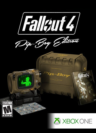 Fallout 4 Pip Boys Edition